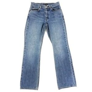 J. Crew Boy Cut Jeans size 6 / 32 button fly